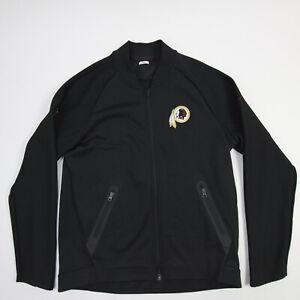 Washington Redskins Nike OnField Jacket Men's Black Used
