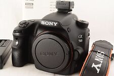 """"""" Excellent++ """" Sony Alpha SLT-A58M 20.1MP Digital Camera body from Japan 17031"""
