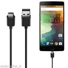 Cavo DATI cavetto USB Type-C Tipo C per OnePlus 2 Nexus 6P 5X CARICA sincronizza