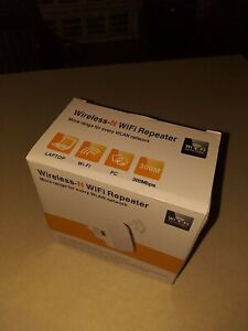 2x Wlan-Verstärker Wireless-N WiFi Repeater