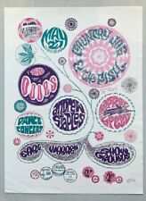 The Doors Concert Poster Earl Warren Fairgrounds 1967