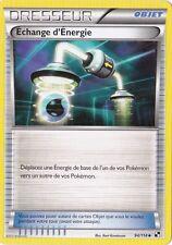 Echange d'Energie - N&B: Noir et Blanc - 94/114 - Carte Pokemon Française Neuve
