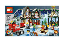 Lego Creator Winter Village Post Office (10222) Used 100% Complete