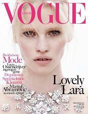 VOGUE Magazine NEDERLAND May 2012,LARA STONE,Marina Abramovic,Lucas Ossendrijver