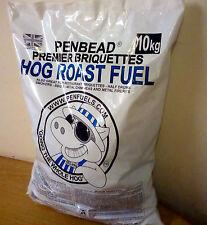 Hog Roast Machine Charcoal Briquettes 12x10kg bags @ £11.99 delivered.(=£143.88)