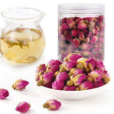 100g Organic Rose Chinese Tea Red Rosebud Buds Flower Floral Herbal Dried Health