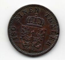 Germany - Preussen / Prussia - 2 Pfennig 1868 B
