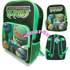 new TMNT Teenage Murant Ninja Turtle school large bag picnic bags backpack
