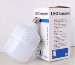 220V  Lamp Light White  Energy Saving LED Globe Bulb 5W 10W 15W 20W 30W 40W E27