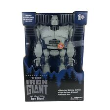 Warner Bros The Iron Giant Lights & Sound Walking Giant 15� Toy New In Box