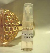 WOMENS GUERLAIN AQUA ALLEGORIA PERA GRANITA Perfume 3 ML VIAL EDT BERGAMOT PEAR