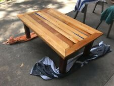 Kauri Pine Coffee Table