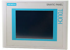 SIEMENS SIMATIC Touch Panel 6AV6 642-0BC01-1AX1 TP177B DP - 6 MSTN