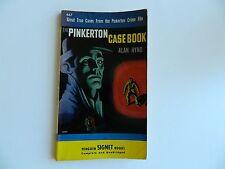 Pinkerton Casebook by Alan Hynd, Signet #667, 1948