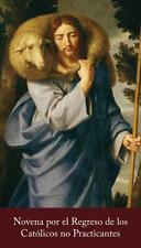 SPANISH Novena Prayer for the Return of Lapsed Catholics Prayer  (wallet size)