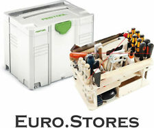 Festool Wooden Home Storage & Tool Boxes