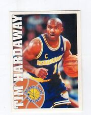 figurina - BASKETBALL BASKET PANINI 1995 95/96 - numero 209 TIM HARDAWAY