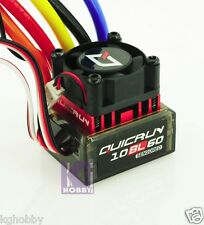 Hobbywing Sensored Brushless Motor Speed Controller 60A ESC 1/10 RC Car Truck