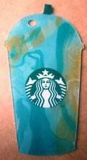 2017 STARBUCKS Summer FRAPPUCCINO card Limited Edition  PHILIPPINES blue