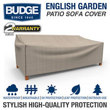 Patio Sofa Cover, Waterproof Outdoor Garden Furniture Dust Uv Protection