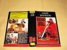 JAQUETTE VHS Vengeance aveugle Rutger Hauer Terry O'Quinn