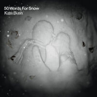"Kate Bush : 50 Words for Snow VINYL 12"" Album 2 discs (2018) ***NEW***"