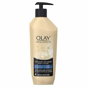 Olay Total Effects Advanced Anti Aging Body Lotion 400ml