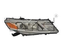 TYC NSF Right Side Halogen Headlight Assy For Honda Crosstour 2013-2015 Models