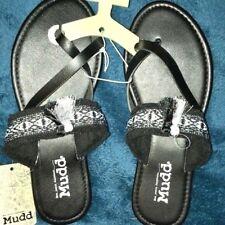 fb1c74575a3 New ListingNWT Boho Festival Flip Flop Sandal Thong Flats w Tassel - Sz  Small 5 6