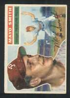 1956 Topps #60 Mayo Smith EX/EX+ Phillies DP MG 83122