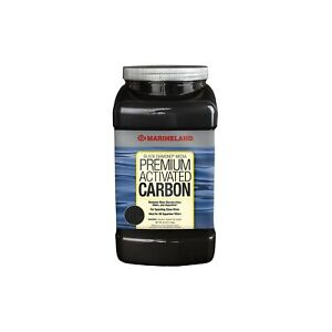 Marineland Black Diamond Media Premium Activated Carbon 40-Ounce