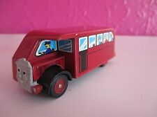VINTAGE ERTL DIE CAST - BERTIE THE BUS - FROM THOMAS THE TANK & FRIENDS