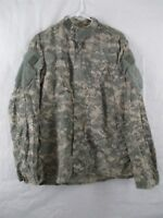 ACU Shirt/Coat Medium Long USGI Digital Camo Flame Resistant FRACU Army Ripstop