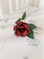Will You Marry Me    Proposal   Paper Rose  in Presentation Box