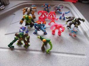 17 Figuren Gormiti Actionfigur Figur Giochi Preziosi - Top Zustand