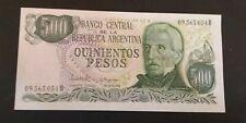 Argentina 500 Peso UNC