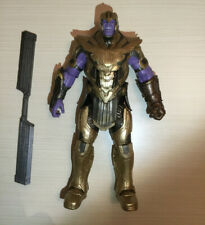 Marvel legends Thanos Endgame BAF completo figura