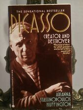 Pablo Picasso French Artist Creator and Destroyer Biography Arianna Huffington