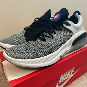 Nike Joyride Run Flyknit Men's 10 AQ2730 011 Pure Platinum New
