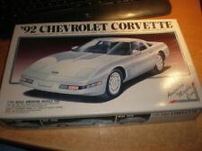 ARII plastic model 1/24 kit 1992 Chevrolet Corvette American Muscle Car   MIB