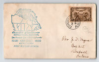 Canada 1930 Edmonton Chamber of Commerce Airmail Cachet Cover - Z12901