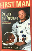 FIRST MAN The Life of Neil Armstrong