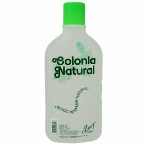 Lancry Colonia Natural/natural cologne Blue fragrance 33.3 OZ Fl