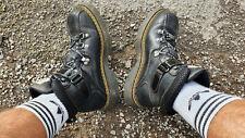 The Original USA Dockers Boots Gr.44 / Top erhalten / schwarz / Profilsohle