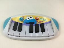 Lets Rock Sesame Street Piano Cookie Monster Musical Instrument Toy Hasbro 2010