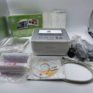 Kodak EasyShare Printer G600 Dock Bundle w New Color Cartridge Photo Paper Kit