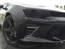 2016/2017 Camaro SS [16CC_FR_SS] Front & Rear Lights Tint - 20% Vinyl Tint