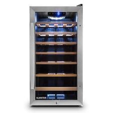 Weinkühlschrank Getränkekühlschrank Weinkühler 26 Flaschen 7 Regale EEK B