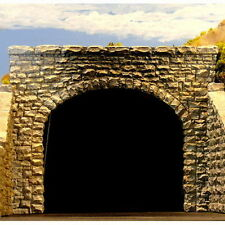 Chooch (N-Scale)  #9770 Tunnel Portal - Pkg 2 - Double Track, Random Stone - NIB