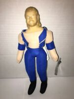 Vintage 1999 WCW Diamond Dallas Page Plush Doll DDP World Championship Wrestling